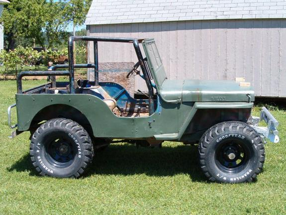 Another 8UP4JEEPS 1944 Jeep Liberty post... - 5145096