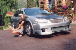 TheMaximaGirls 2001 Nissan Maxima