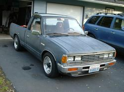 1986napzs 1986 Nissan Regular Cab