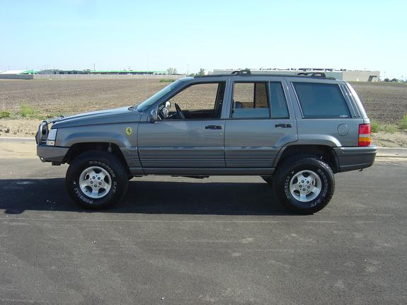 Yellowcherokee 1993 jeep grand cherokee specs photos modification info at cardomain 1993 jeep grand cherokee interior