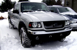 FX4 Level II Supercharged 5.0L