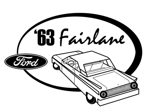 James6996 1963 Ford Fairlane Specs Photos Modification Info At