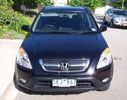 Davez621s 2003 Honda CR-V