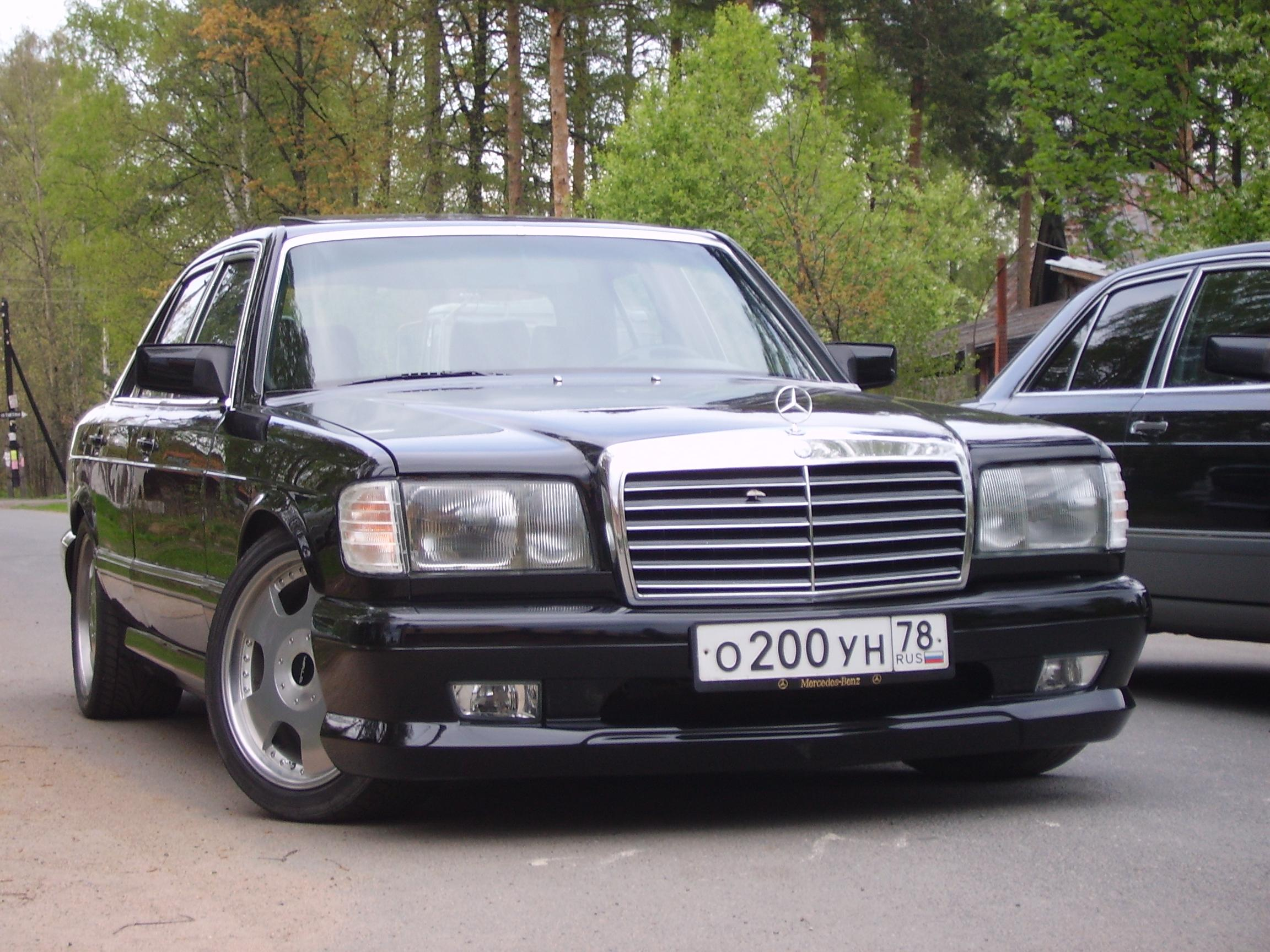 Another igor500se 1990 Mercedes-Benz S-Class post... - 5158522