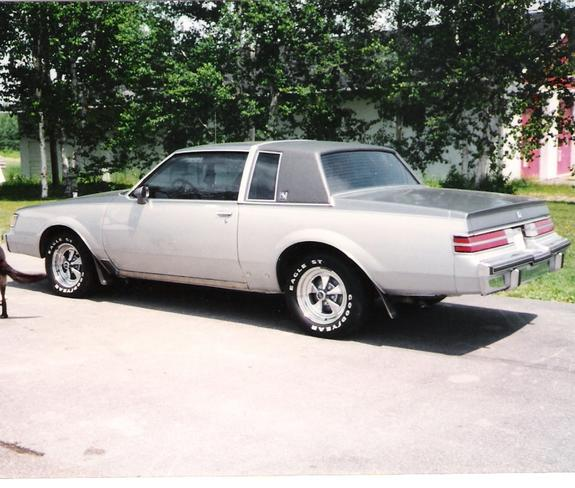 1987 Buick Regal For Sale: 1987 Buick Regal Related Infomation,specifications