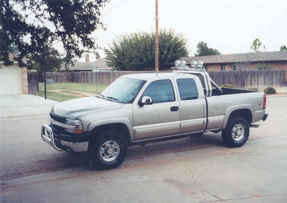 unknowncowboy21 2002 Chevrolet Silverado 1500 Regular Cab Specs, Photos, Modification Info at ...