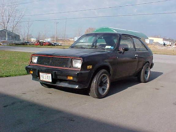 Another mullet_mobile 1984 Chevrolet Chevette post... - 5160744