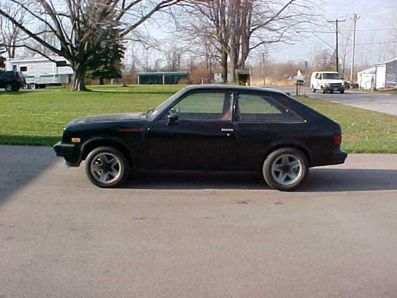 Another mullet_mobile 1984 Chevrolet Chevette post... - 5160746