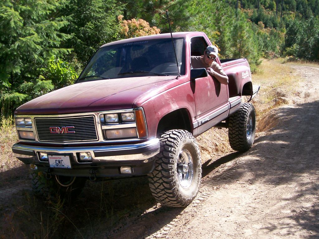 88gmctruck 1988 Gmc Sierra 1500 Regular Cab Specs Photos
