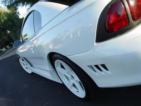 Another amped18 1996 Saleen Mustang post... - 5165442