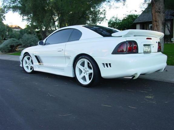 Another amped18 1996 Saleen Mustang post... - 5165450