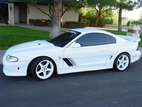 Another amped18 1996 Saleen Mustang post... - 5165452