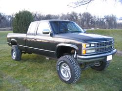 peterz6s 1989 Chevrolet C/K Pick-Up