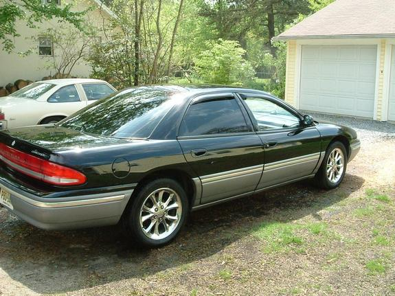 Nj Window Tint Law >> Gearhead462 1994 Chrysler Concorde Specs, Photos, Modification Info at CarDomain