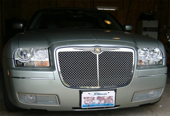 Another allsmooth 2005 Chrysler 300 post... - 5172280