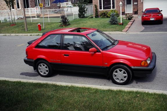 misterbrow 1988 mazda 323 specs photos modification info. Black Bedroom Furniture Sets. Home Design Ideas