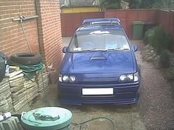 scottie18blue 1993 Ford Fiesta