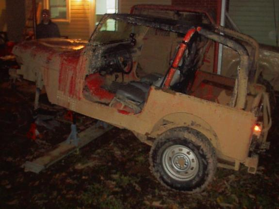 Another lee_agee 1992 Jeep YJ post... - 5179448