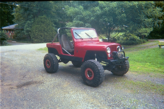 Another lee_agee 1992 Jeep YJ post... - 5179559