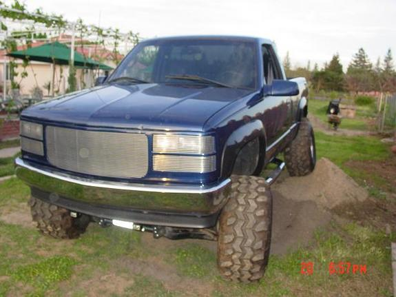 laytheframe 1996 GMC Sierra 1500 Regular Cab 5180261