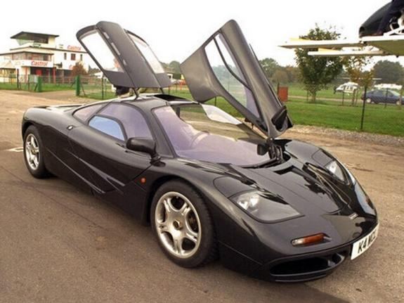 Burgerflipper912 2002 Mclaren F1 Specs Photos