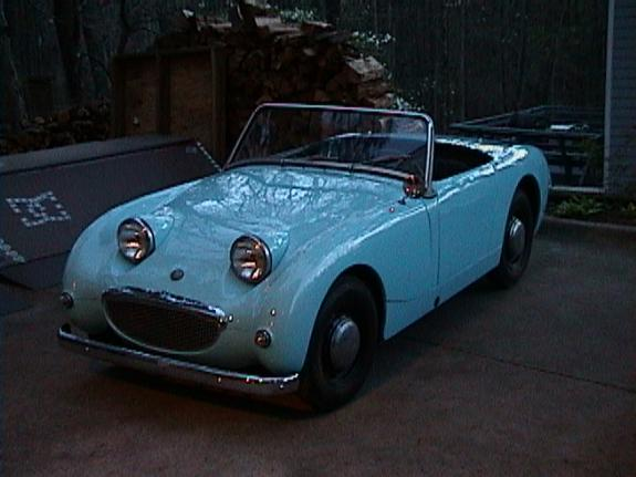Another cbmouse 1960 Austin-Healey Sprite post... - 5184920