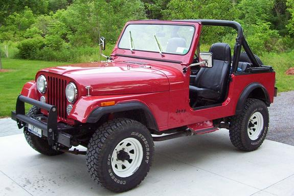 Jakes85CJ7's 1985 Jeep CJ7