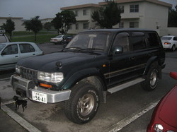 98Comas 1993 Toyota Land Cruiser