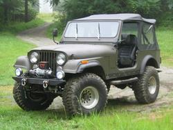 snerdss 2005 Jeep CJ5