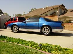 sleepertas 1990 Pontiac Trans Am