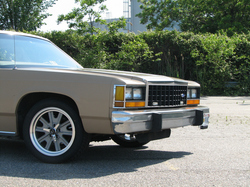 Blaze86Vic 1986 Ford LTD Crown Victoria