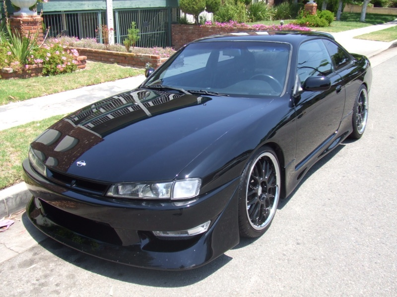 Readers rides 1997 nissan 240sx cover jpg pictures to pin on pinterest