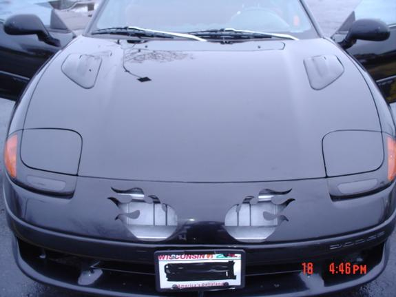 Another sidscoville 1991 Dodge Stealth post... - 5193340