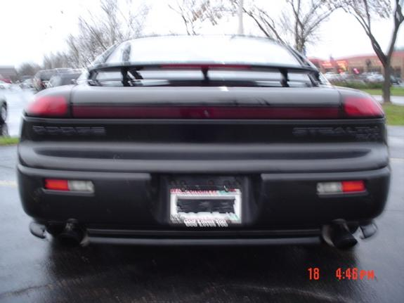 Another sidscoville 1991 Dodge Stealth post... - 5193341
