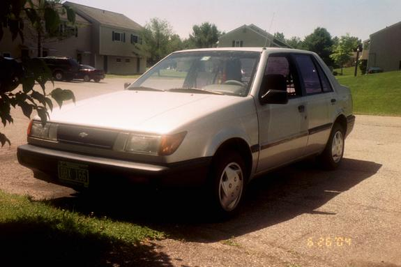 misterkool's 1987 Chevrolet Spectrum
