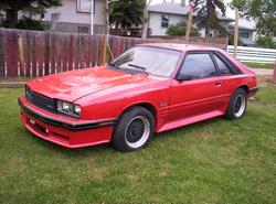 lightmyfire96s 1984 Mercury Capri