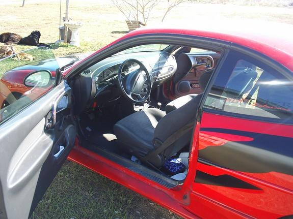 Another Redzx2texas 2002 Ford ZX2 post... - 5197173