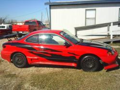 Redzx2texas 2002 Ford ZX2