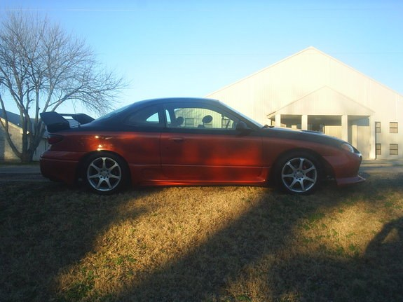 Another Redzx2texas 2002 Ford ZX2 post... - 5197189