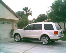 JohnnyBlaze760 2004 Lincoln Aviator