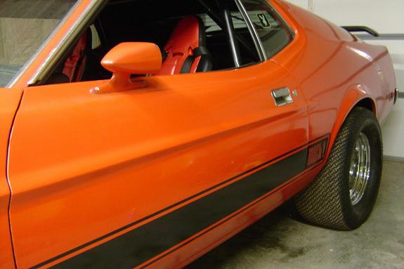 TwinTurboMach1's 1973 Ford Mustang