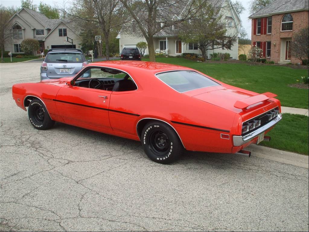 1970 Mercury Montego - Cary, IL owned by merccyclone Page:1 at ...