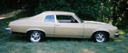 mrspookss 1974 Oldsmobile Omega