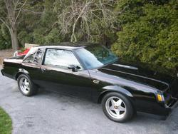 Mcroz87GN 1987 Buick Grand National