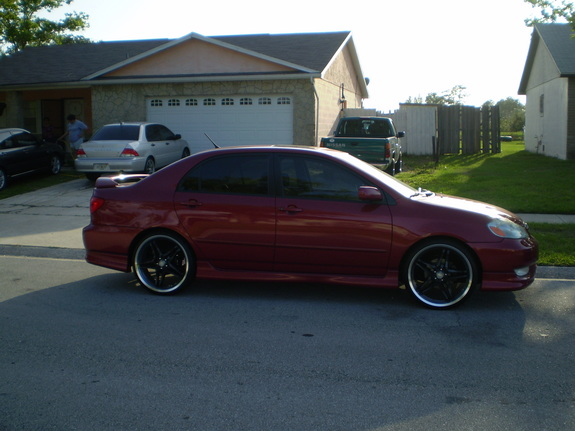 Another AE92STREET 2003 Toyota Corolla post... - 5206120