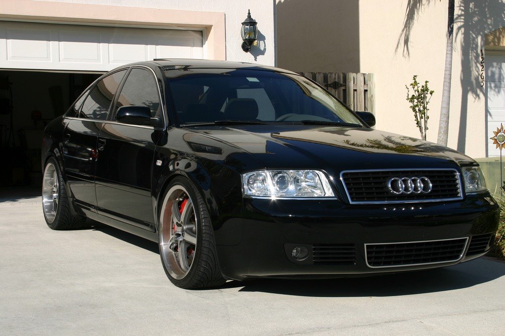 vintron 2002 audi a6 specs photos modification info at cardomain. Black Bedroom Furniture Sets. Home Design Ideas