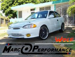 Another marcos24 1995 Hyundai Accent post... - 5208601