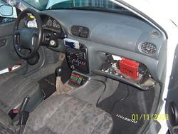 Another marcos24 1995 Hyundai Accent post... - 5208613