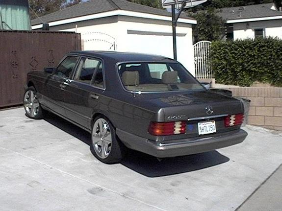 Another Grim_Sorrow 1989 Mercedes-Benz S-Class post... - 5217031