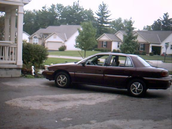 1992_grand_am_V6's 1992 Pontiac Grand Am